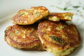 Potato Kraut Cakes
