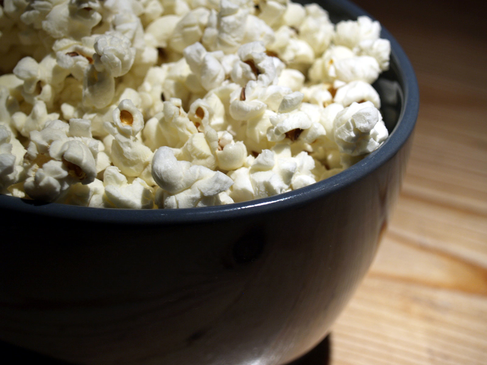 Apple Pie Spice Popcorn
