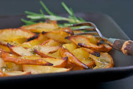 Roasted Turnips