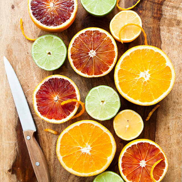 Citrus Fruit Contain Anti-Tumor Compounds
