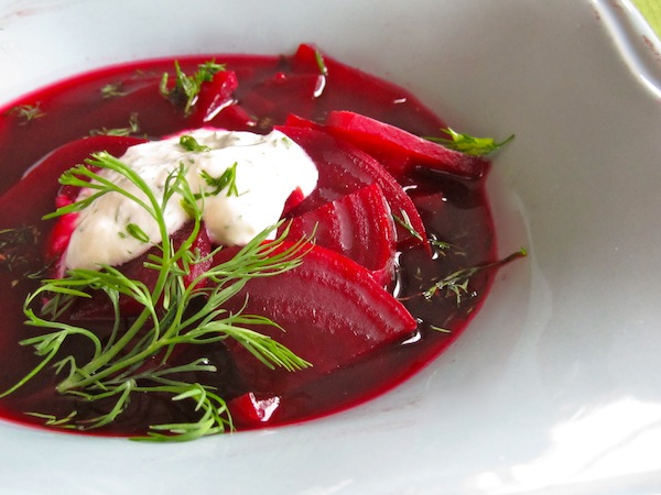 Borscht for Breast Cancer Protection